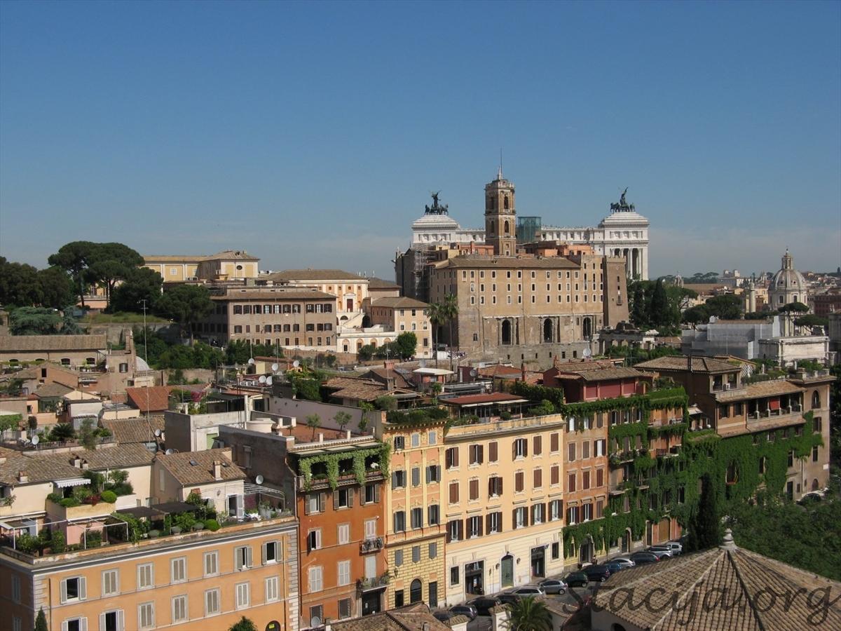 Ainaviņa Romā