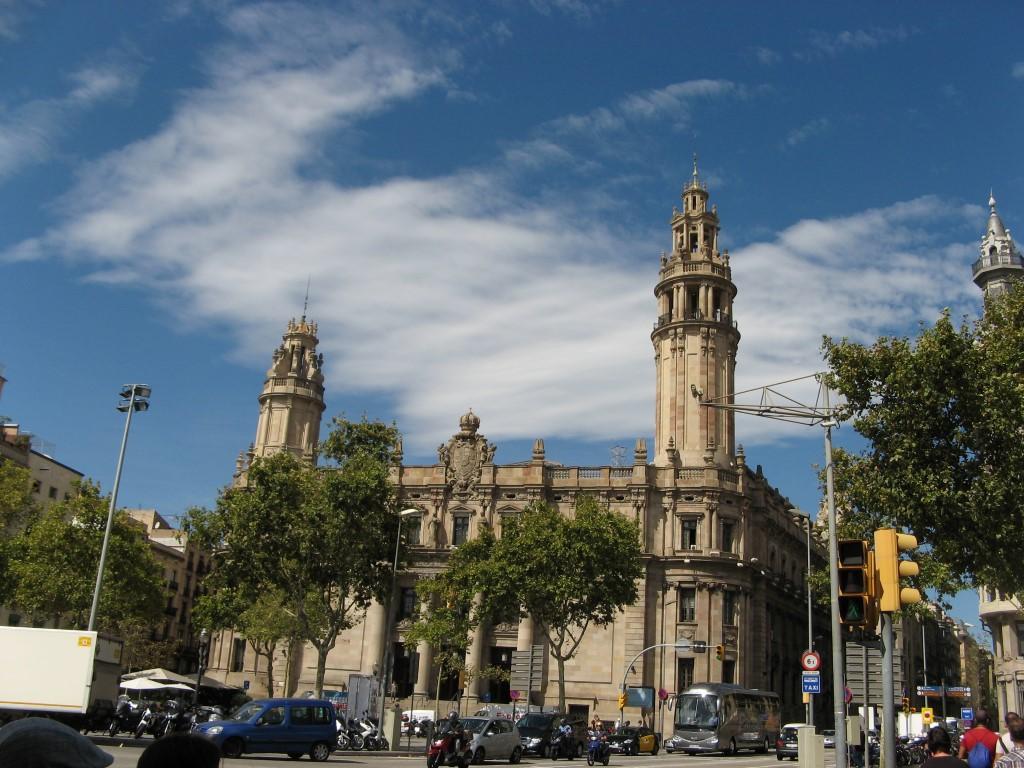 Ēka Barselonā