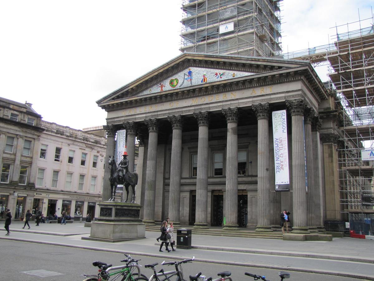 Glāzgovas modernās mākslas muzejs