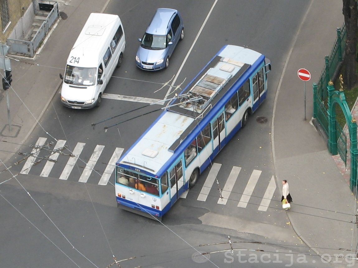 Škoda 14Tr Turgeņeva ielā